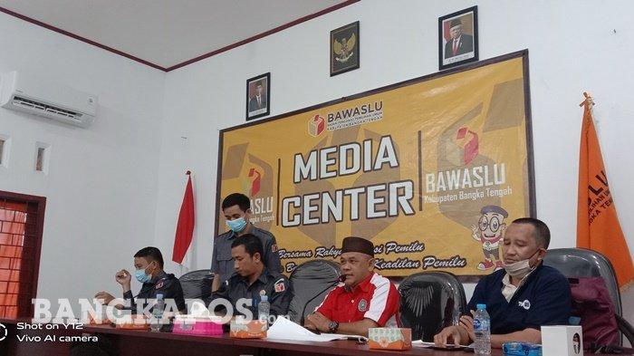Media Massa di Mata KPU Bangka Tengah