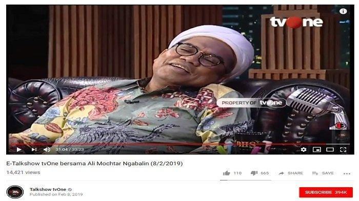 Begini Aksi Ali Ngabalin saat Komentari Foto Tokoh, Beri Hormat Prabowo dan Lemas Lihat Foto Artis