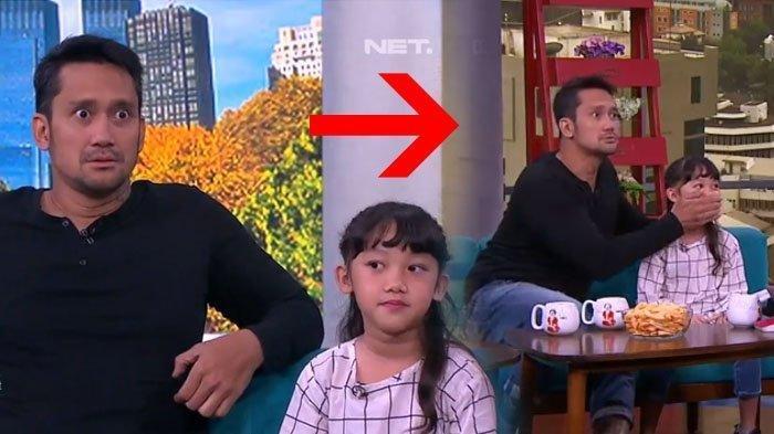 Reaksi Tora Sudiro saat Putrinya Bocorkan Pertengkaran dengan Mieke Amelia Bahas soal Cewek Lain