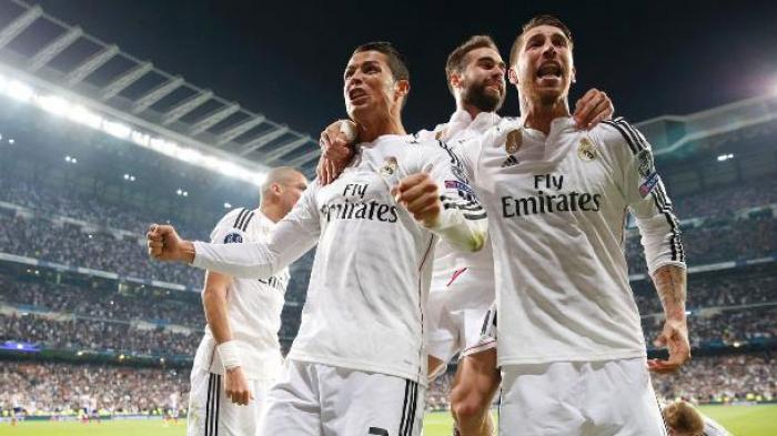 Real Madrid Bayar Gaji Pemain Rp 4,2 Triliun