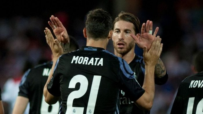 Tanpa Ronaldo, Real Madrid Menang Telak di Kandang Granada