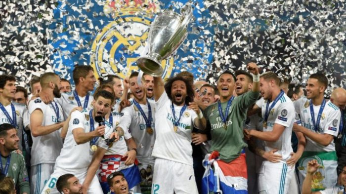 Mengulas Taktik Zinedine Zidane vs Juergen Klopp di Final Liga Champions 2018
