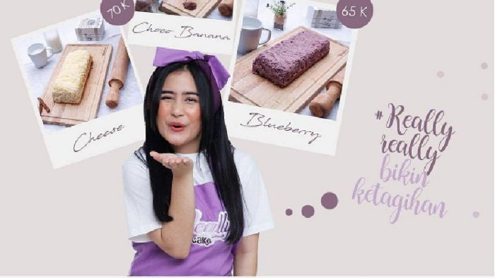 Luncurkan Really Cake edisi HUT RI, Prilly Latuconsina Sukses Bikin Netizen Ngiler