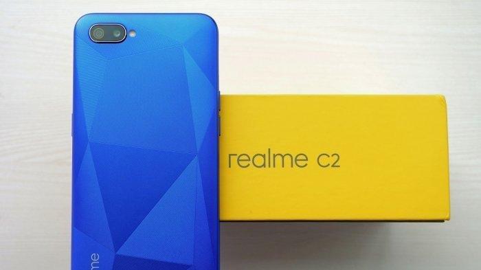 DAFTAR Harga HP Realme Februari 2020, Realme C3 Telah Resmi Dirilis di Indonesia