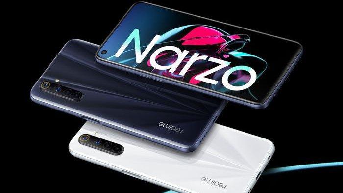 Pembukaan Pertama Penjualan, Trio Realme Narzo 20 Terjual 230.000 Unit