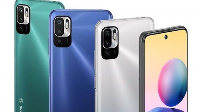 Bocoran Harga dan Spesifikasi Xiaomi Redmi Note 10 5G yang Siap Diluncurkan di Indonesia