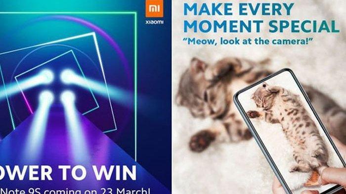 Redmi Bakal Luncurkan Redmi Note 9S Pada Tanggal 23 Maret 2020, Cek Speknya di Sini