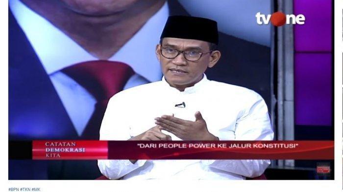 Refly Harun Beberkan 2 Penafsiran Soal Status Maruf Amin Sebagai Dewan Pengawas Bank Syariah