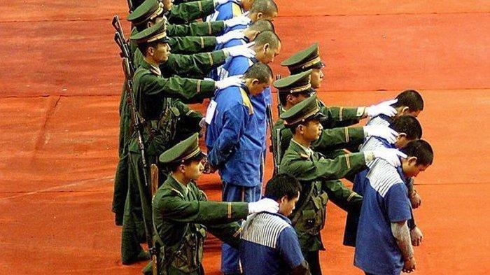 China Eksekusi Penjahat Pakai 'Mobil Maut dan Suntikan Mematikan': Termasuk Koruptor