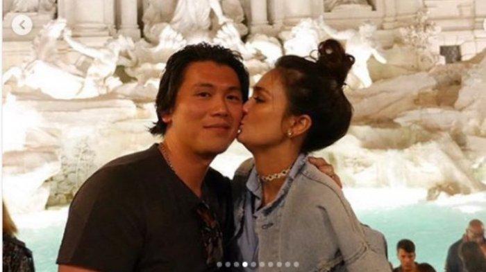 Rekan Kerja Jadi Cinta Ternyata Begini Awal Mula Kisah Cinta Luna Maya Dan Reino Barack Bangka Pos