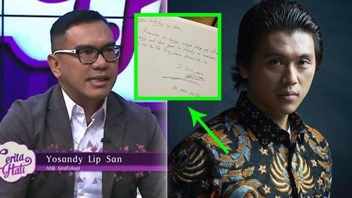 Ahli Grafologi Sebut Luna Maya Beruntung Pisah dari Reino Barack, Ini Penjelasannya