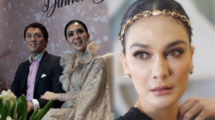 Aisyahrini Ungkap Respon Luna Maya Ketika Diundang Hadir ke Resepsi Pernikahan Reino dan Syahrini