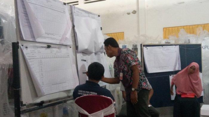 Pleno Tingkat Kabupaten Bangka Selatan Dimulai dari Dapil 4 Airgegas