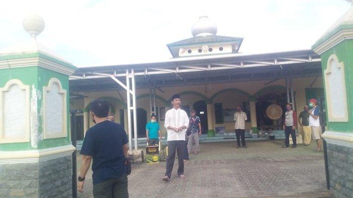 Bagian dari Amal Ibadah, Relawan Gemmas Lakukan Gerakan Bersih Masjid