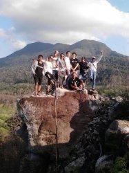 Desa Berbura Punya Tiga Wisata Air Terjun dan Wisata Bukit Kemukus