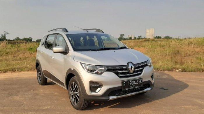 Renault Triber, Mobil Keluarga Murah Bertampang Gagah