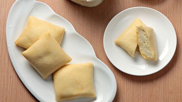 Cocok Buat Camilan Favorit Seluruh Keluarga,  Resep Pancake Durian Enak, Olahan Durian