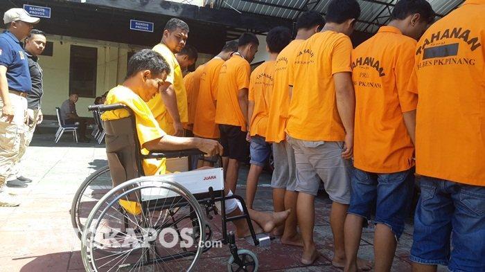 BREAKING NEWS : Ternyata Residivis, Ini Daftar 20 TKP Pencurian Unyil di Pulau Bangka