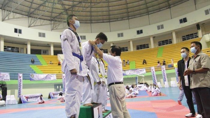 Piala Gubernur Jadi Ajang Cari Bibit Taekwondo Bangka Belitung Sekaligus Ajang Pembangkit Semangat