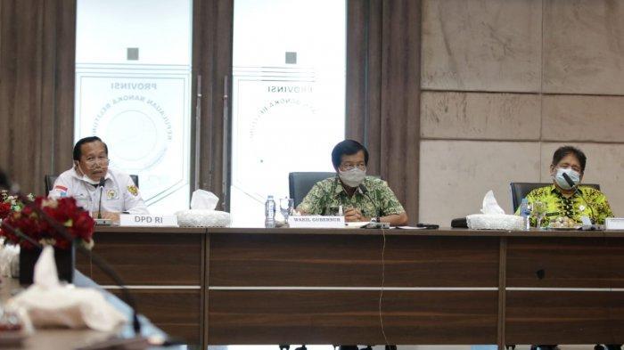 Senator RI Dukung Pemprov. Bangka Belitung Tingkatkan Dana Bagi Hasil Pertambangan