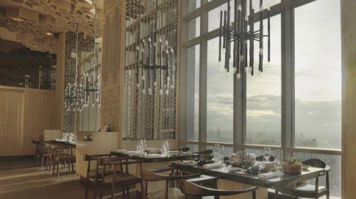 Restoran baru Reino Barack