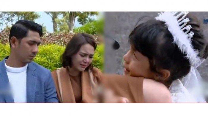 Bocoran Ikatan Cinta 13 Februari 2021: Reyna Sujud Minta Aldebaran dan Andin Jangan Cerai