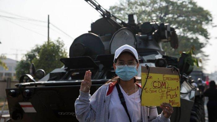 Rezim Myanmar Gunakan Cara Licik, Bebaskan Puluhan Ribu Tahanan untuk jadi Provokator