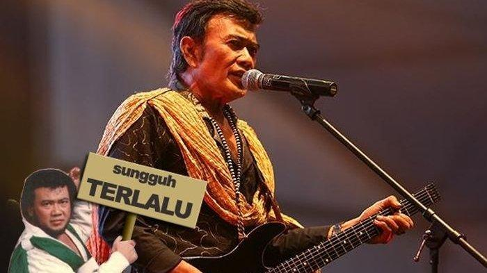 Desak Stop Industri Musik, Uki Eks NOAH Sahabat Ariel Kena Semprot Rhoma Irama : Jangan Sombong
