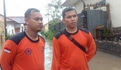 Ini Penjelasan BPBD Bangka Belitung Terjadinya Banjir Merendam Puluhan Rumah Warga Jalan A Yani