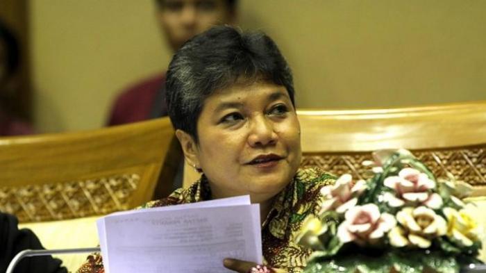 Ketika Ribka Tjiptaning Dimarahi Sekjen PDIP karena Tolak Vaksinasi: Ya Itu Risiko