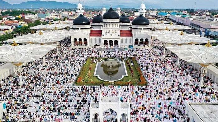 SUNAH Nabi Muhammad saat Akan Melaksanakan Sholat Idul Fitri , Lakukan Ini