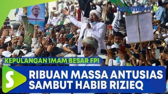 Sosok Irfan Alaydrus, Calon Menantu Habib Rizieq yang Bukan Orang Sembarang, Terungkap dari Namanya