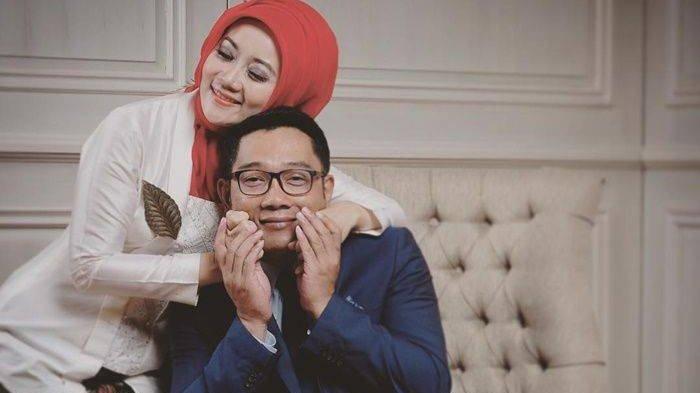 Tengah Malam Ridwan Kamil Dihampiri Ibunda, Meminta Sesuatu yang Tak Biasa
