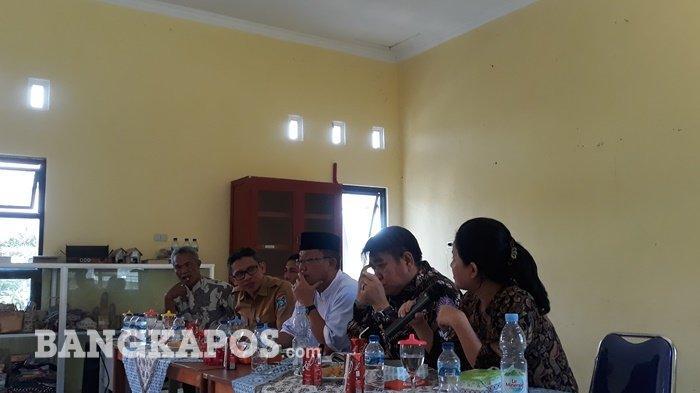 Rina Tarol Ingatkan Dinas Pendidikan Tidak Hanya DL Saja,Harus Sering Sosialisasi ke Sekolah-sekolah