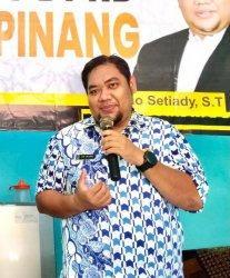 Rio Setiady Ungkap Peran Penting Pers di Provinsi Bangka Belitung