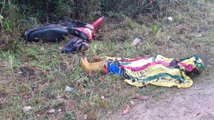 Dugaan Sementara Riyanto Tewas karena Mengemudi Motor dalam Keadaan Mengantuk