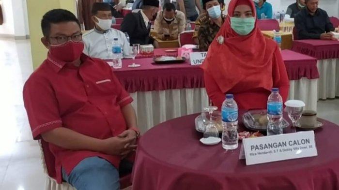 Demi Kemajuan Bangka Selatan, Riza Herdavid Siap Bersinergi dengan Tiga Paslon