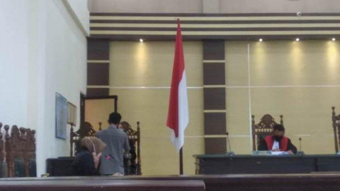 Simpan Sabu di Taplak Meja, Rizki Dituntut Tujuh Tahun Penjara
