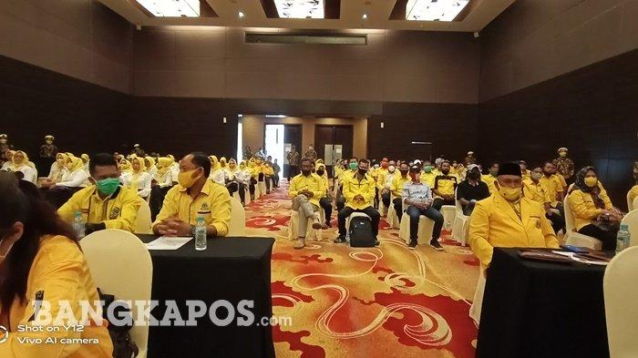 Partai Golkar Siap Bangun Negeri, Gelar Dikpol, Rakerda, Rakornis Bapilu dan TOT BSN