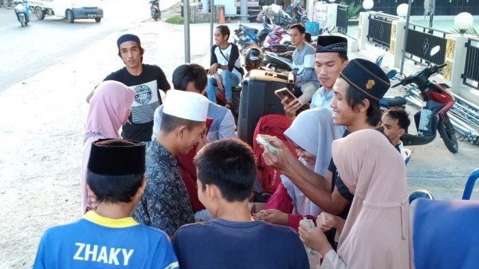 Karang Taruna Gaspalas Buka Posko Hingga Bagikan Takjil ke Delapan Masjid