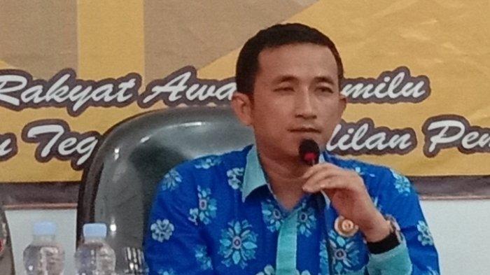 Demi Keamanan Saat Pencoblosan Pilkada, Bawaslu Bangka Tengah Lakukan Rapid Tes Ke-383 Pengawas TPS