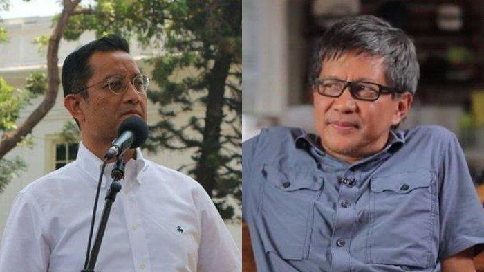 Juliari Batubara Korupsi, Rocky Gerung Sindir Habis-habisan: Dungu, Konyolnya Hak Rakyat Dia Rampok