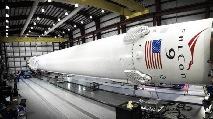 Ini Dia Sosok Falcon 9, Roket yang Puingnya Diduga Jatuh di Sumenep