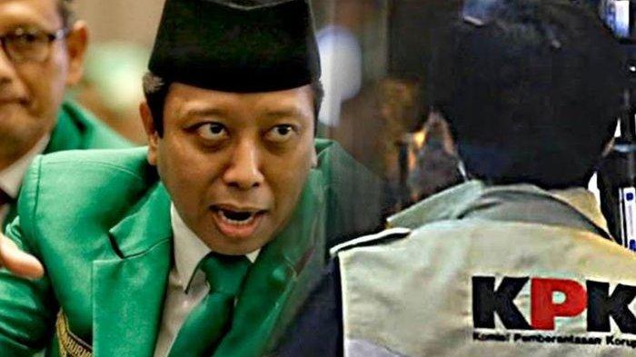 Terkait Kasus Jual Beli Jabatan, KPK Sita Laptop Romahurmuziy