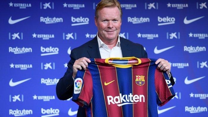 Pelatih Baru Barcelona Dapat Julukan, Para Pemain Sebut Sersan Koeman