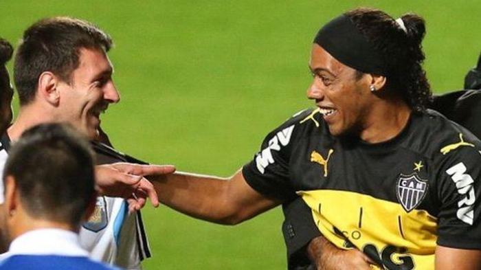 Siapa Paling Jago Drible, Ronaldinho, Messi, Zidane, Neymar atau Ronaldo? Yuk Lihat Aksi Mereka