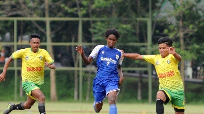 RONALDO Senang Dipanggil Ikut TC Timnas U16 Indonesia Bersama Pemain Muda Persib Bandung