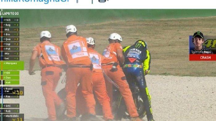 Ada Nama Alex Marquez, Ini Tiga Pebalap Paling Sering Kecelakaan di MotoGP 2020