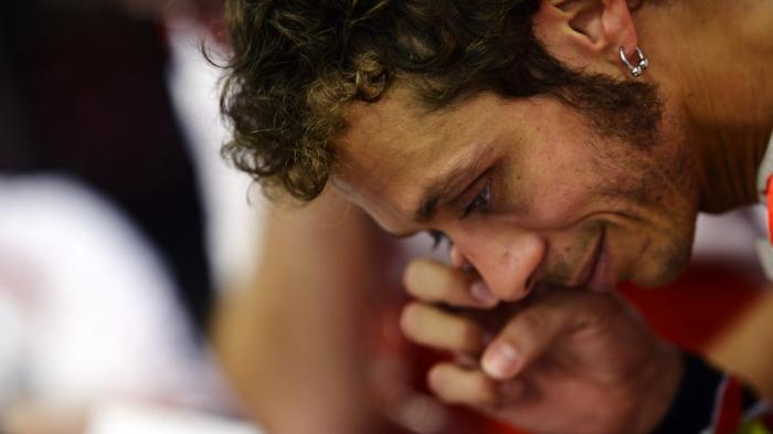 Inilah Kekecewaan Rossi pada Marquez yang Dinilai Sengaja Tak Mau Salip Lorenzo