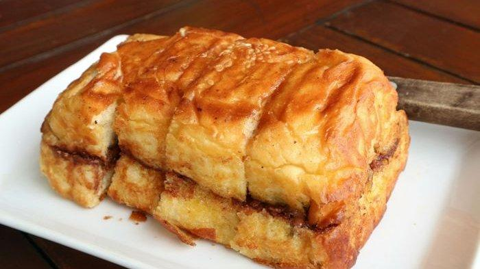 Roti Panggang di Warjo Feat Kondjie Selindung
